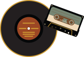 lp record and audio cassette tape transfer services